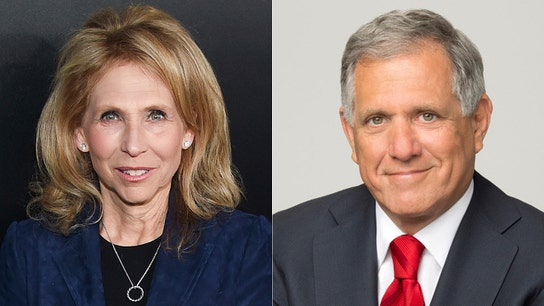 CBS brass grapples with Moonves' fate amid Redstone feud