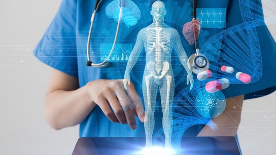 Health care plays big role in race for AI dominance