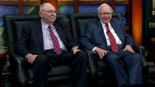 Bitcoin is 'rat poison,' Berkshire's Charlie Munger says