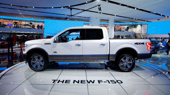 Ford could resume F-150 production at two plants next week