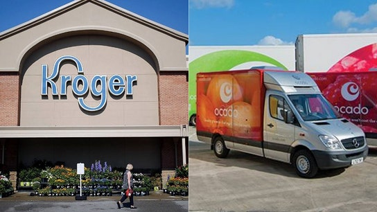 Kroger paying $247M to license Ocado online home-delivery technology