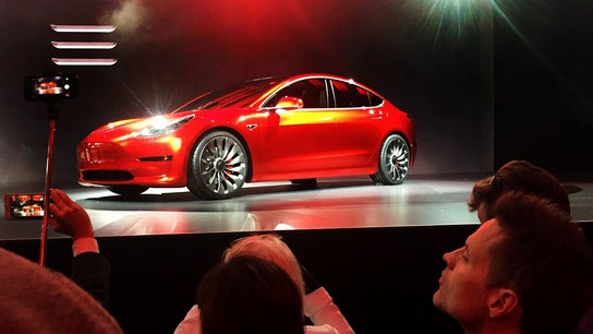 Tesla Model 3 now a Consumer Reports 'pick' after braking improved