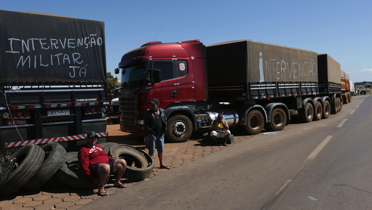 Brazilians Brace for Shortages as Truck Driver Protests Continue