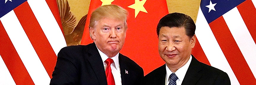 Trump tariffs could dent economic growth; president should meet with China's Xi, Kevin Brady says