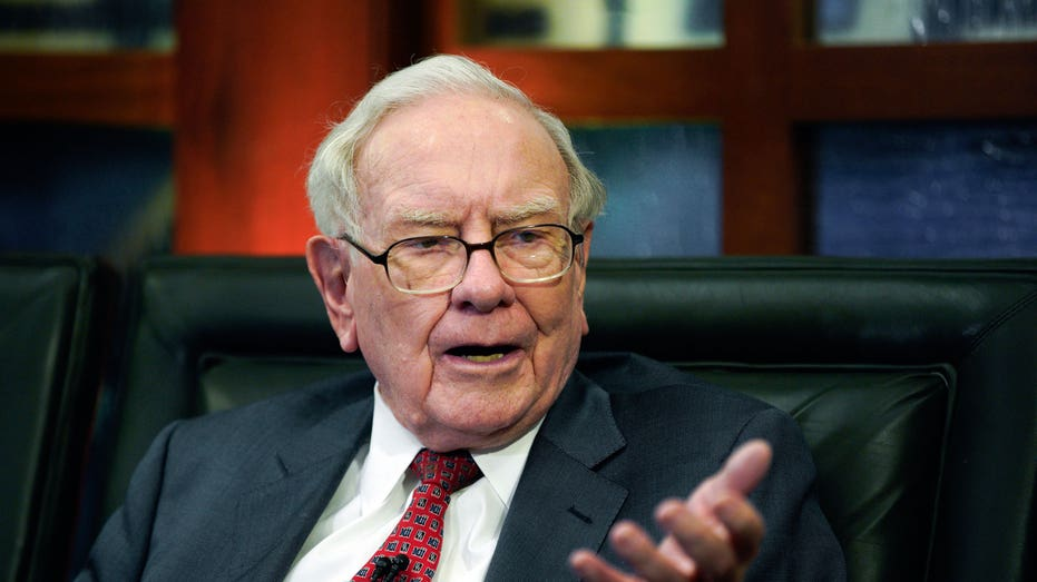 Warren Buffett's Berkshire Hathaway posts big jump in profit