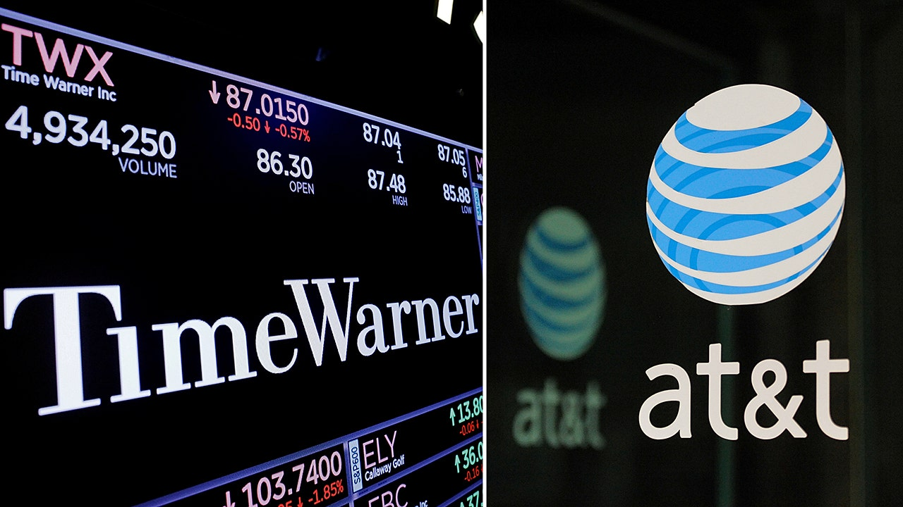 Justice Department to appeal AT&T-Time Warner case | Fox Business