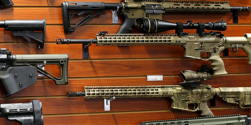 Firearms distributor files for bankruptcy, says gun sales dropped when Trump became president
