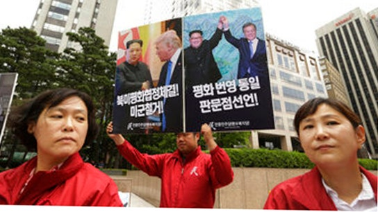North Korean defector says Kim Jong Un 'can trick the world'