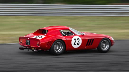 1962 Ferrari worth $45 million may set auction record