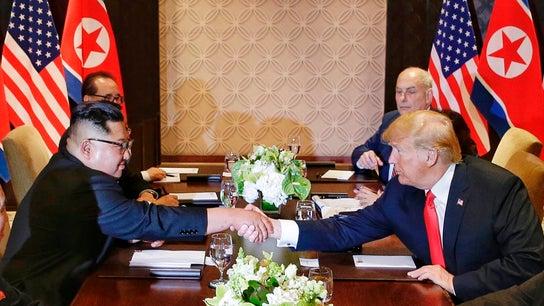 Trump, Kim summit brings hope to Korean War veteran