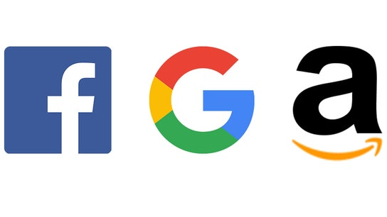 Amazon, Facebook, Google stifling entrepreneurs, Zuckerberg's mentor says