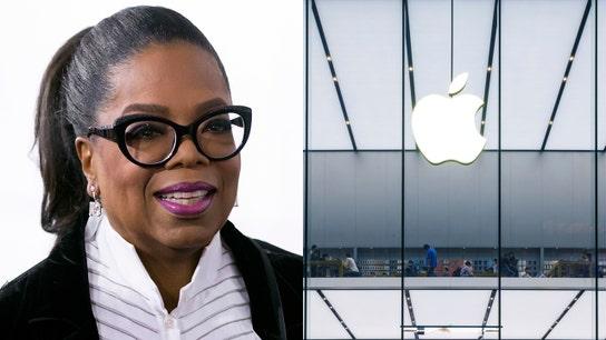 Apple, Oprah to team up in creating original content