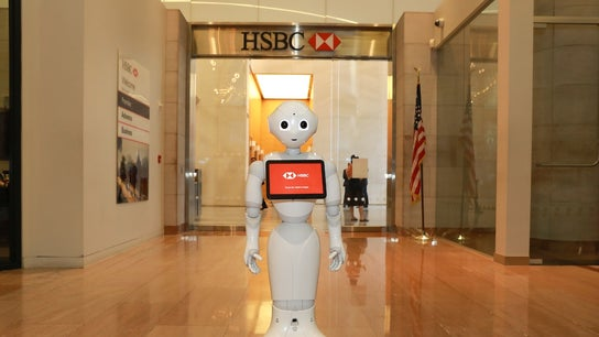 Meet Pepper: HSBC's newest hire