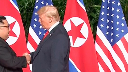 Trump deserves credit for North Korea peace negotiations: Former State Department official