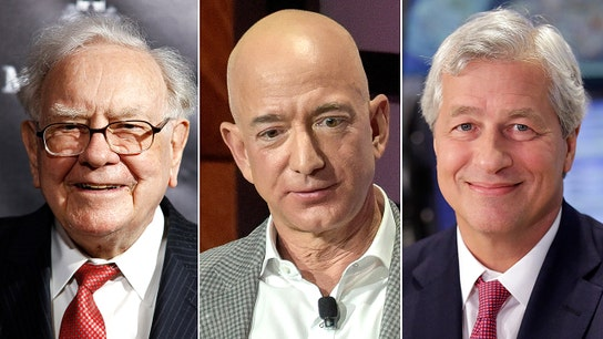 Buffett, Bezos, Dimon's health care venture a step closer to reality