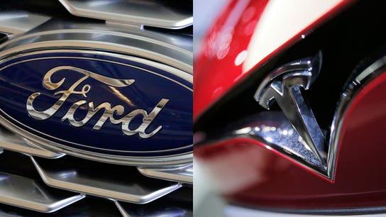 Ford fires back after Tesla's Elon Musk calls it a 'morgue'