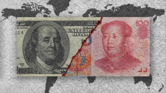 China bearing the brunt of trade tensions