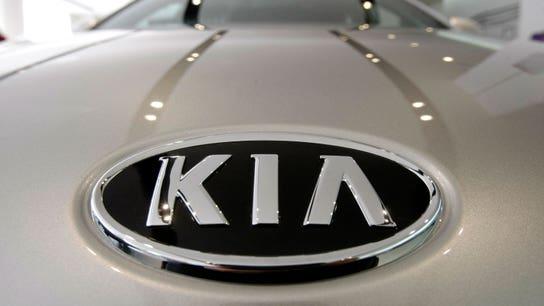 Kia recalls sedans, minivans for air bag flaw