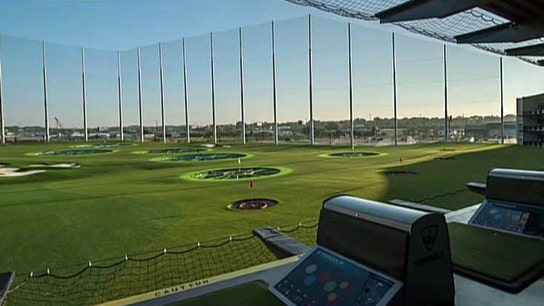 Topgolf brings the US Open to fans across the country