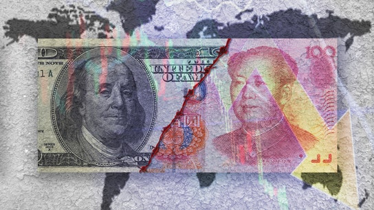 China feeling the brunt of trade war