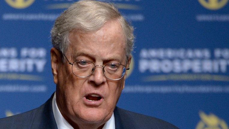 Billionaire David Koch dead at 79: Report