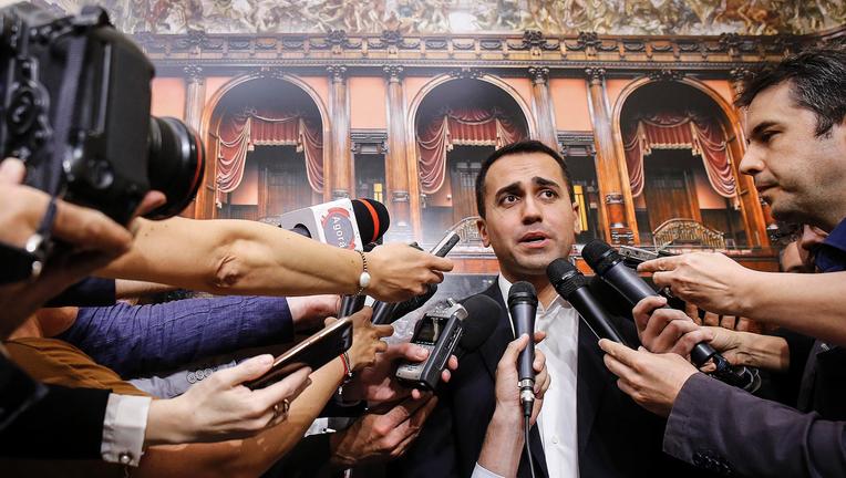 The Latest: Italy's president OKs populist pick for premier
