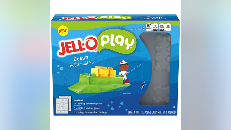 JELL-O is now making edible toys