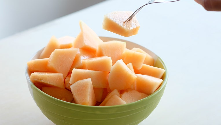 California added to pre-cut melon salmonella warning