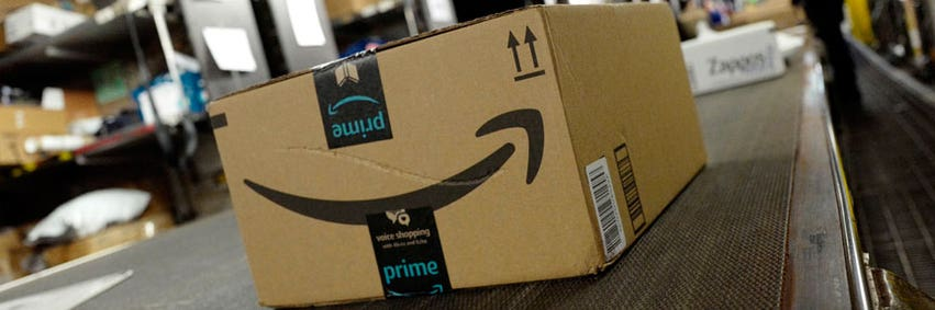 Amazon is reportedly planting fake packages to catch thieves