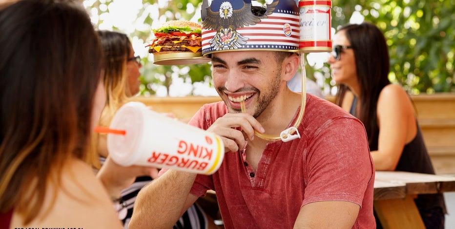 Burger King and Budweiser partner up | Fox Business