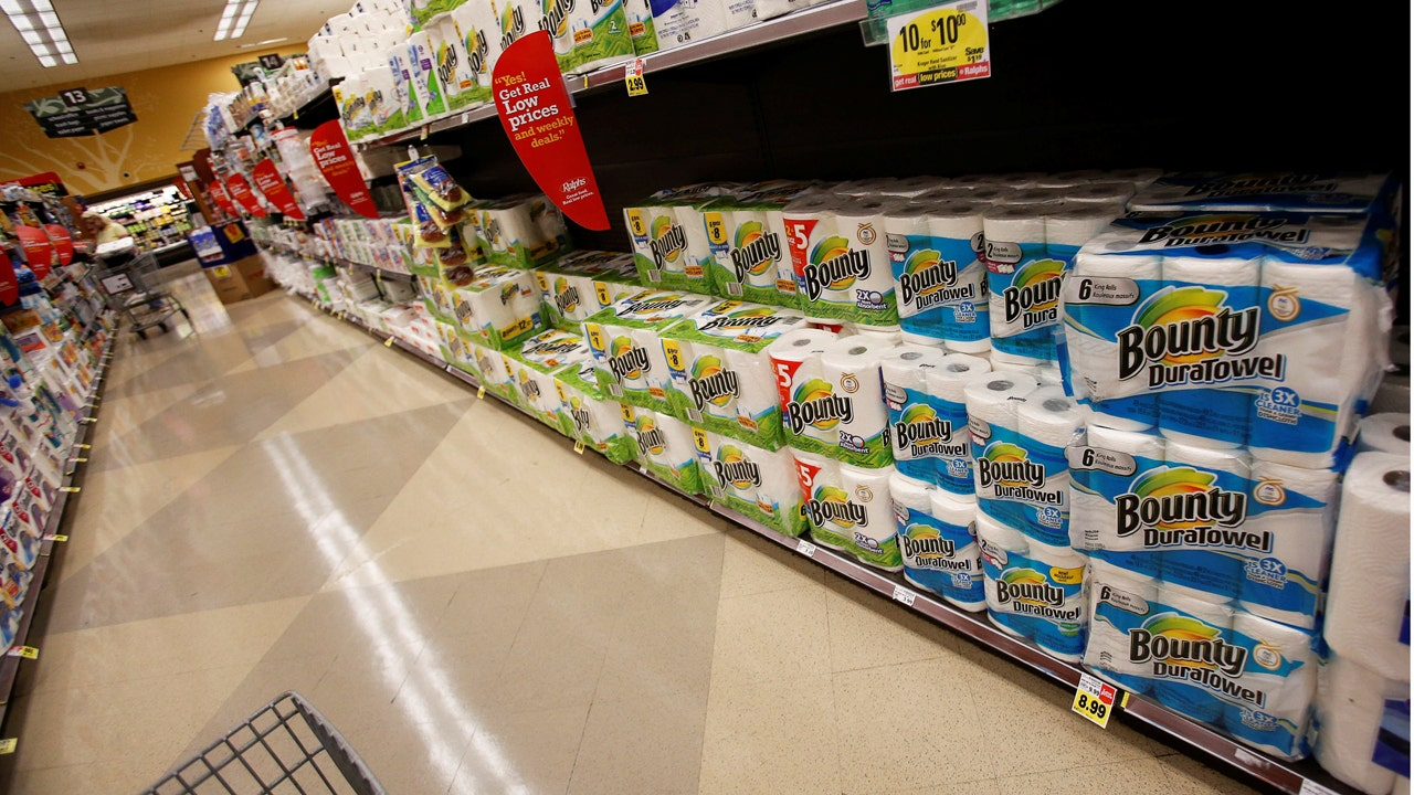 Why Shoppers May Pay More For Tissues Toilet Paper Fox Business