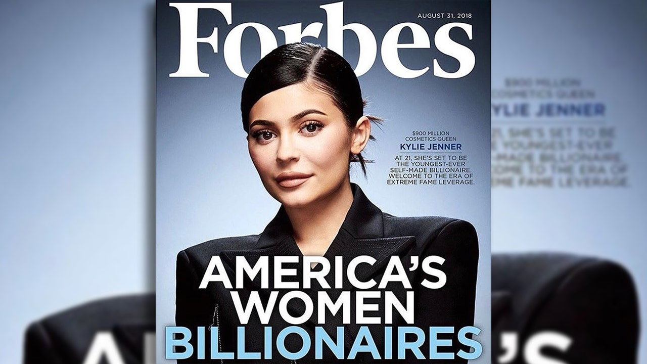 Kylie Jenner Set To Be The Youngest Ever Self Made