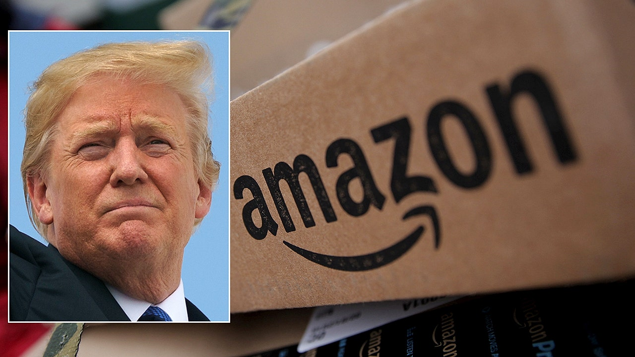 Forum on this topic: Donald Trump tweet rips Amazon state taxes, , donald-trump-tweet-rips-amazon-state-taxes/