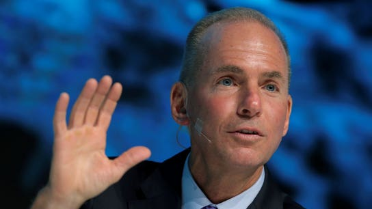 Boeing CEO has no plans to resign, denies flaw in Max design after fatal crashes