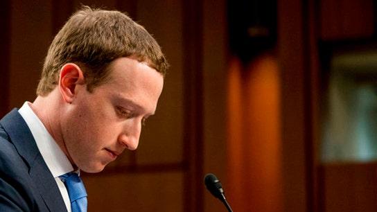 Facebook CEO Mark Zuckerberg having a 'high noon' moment: Varney