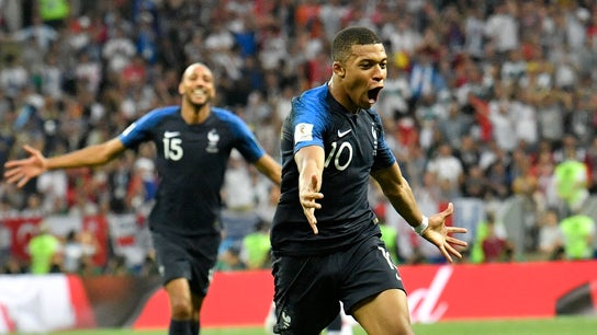 France beats Croatia 4-2 to win World Cup