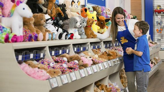 Build-A-Bear shuts down 'pay your age' discount after 'overwhelming' crowds