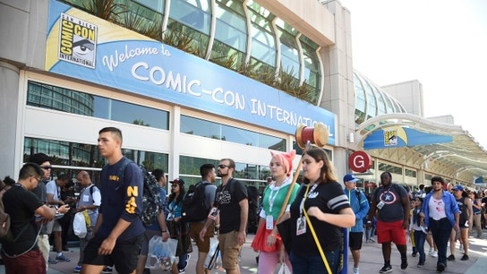 Comic-Con 2018: Annual showcase is a booming business