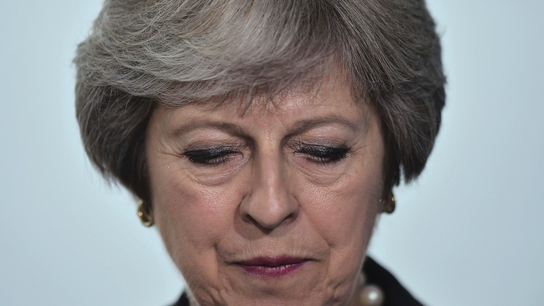 UK PM May and her Brexit vision get little sympathy from EU