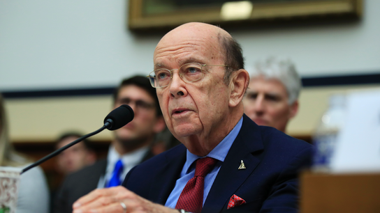 Commerce's Ross selling stock in response to ethics concerns