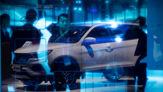 China auto sales growth weakens in June amid trade battle