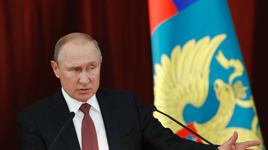 Putin vows to hear 'all opinions' in pension controversy