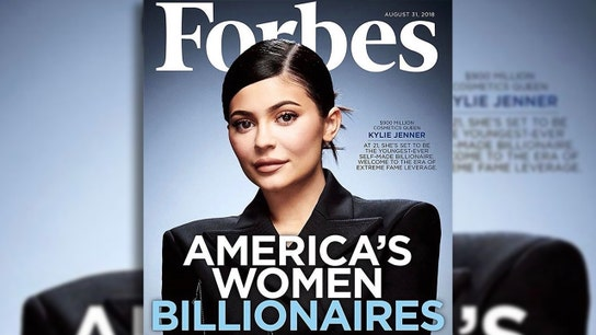 Forbes faces backlash over dubbing Jenner a 'self-made' almost-billionaire