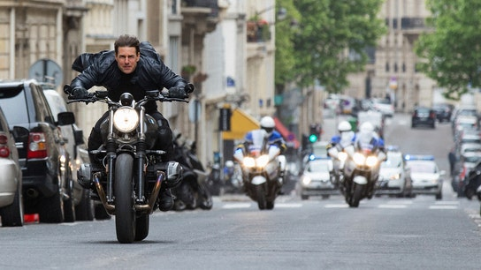 'Mission Impossible' powers Viacom results beat