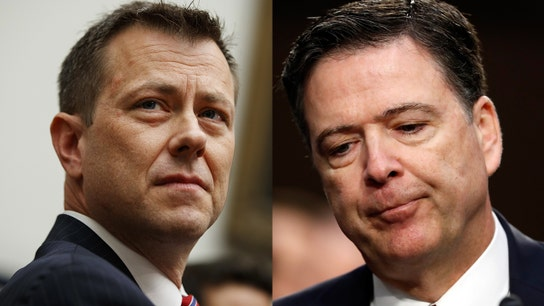 FBI agent Peter Strzok's 'lies' are taken out of James Comey's playbook: James Kallstrom