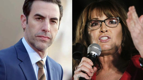 Sarah Palin says Sacha Baron Cohen 'duped' her into Showtime interview