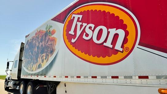 Tyson Foods recalling frozen, ready-to-eat chicken strips