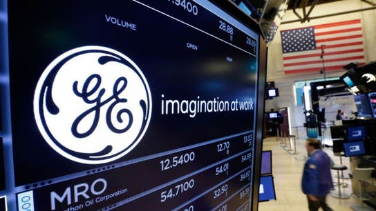 GE reports big drop in quarterly profit on weakness in its power unit