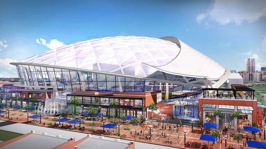 MLB's Tampa Bay Rays reveal plans for new $892M ballpark