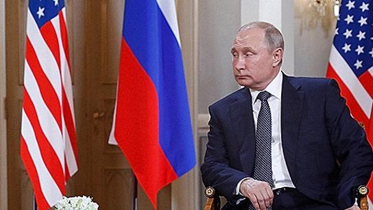 Putin banker describes minimal effect of Russia sanctions